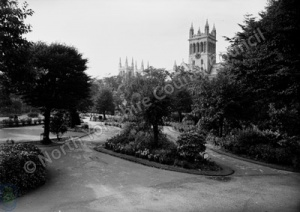 Selby Abbey and Park